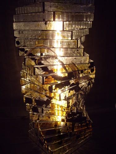 フロアーランプ ステンドグラス ランプ
