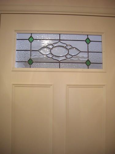 ステンドグラス ドア パネル